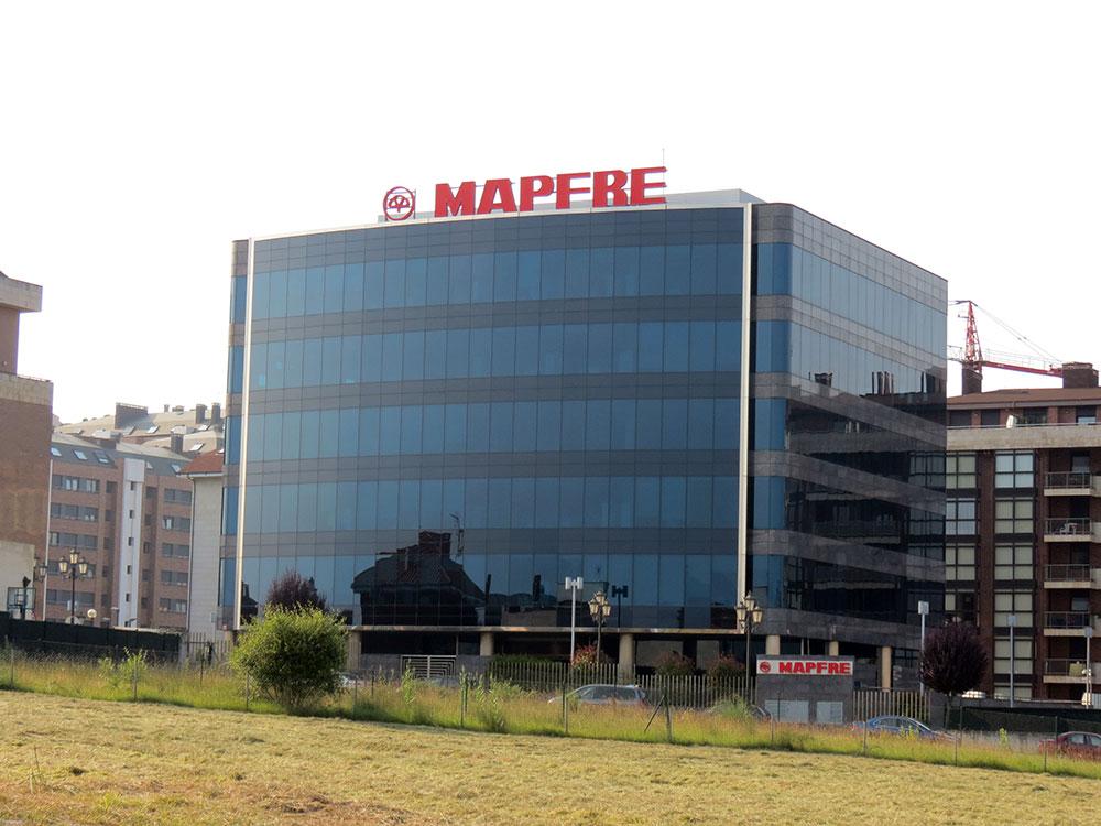 lvarez y valle arquitectos ForMapfre Oviedo Oficinas