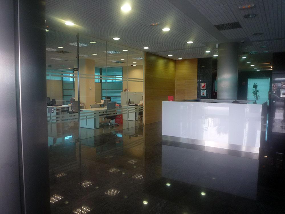 Lvarez y valle arquitectos - Oficinas telecable oviedo ...